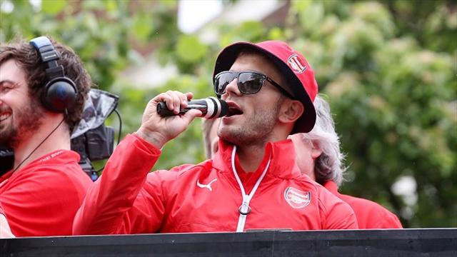 Jack Wilshere's ban over singing an anti-Spurs chant is beyond ridiculous