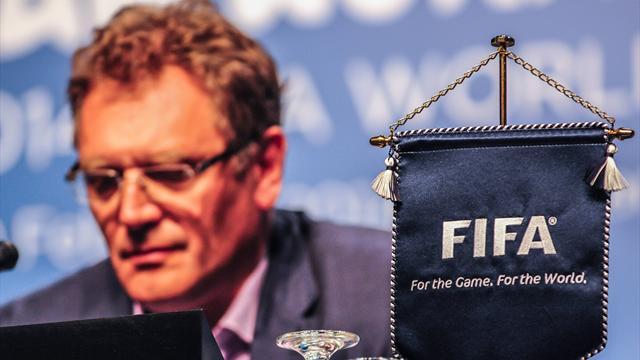 La FIFA débarque Valcke, ancien bras droit de Blatter