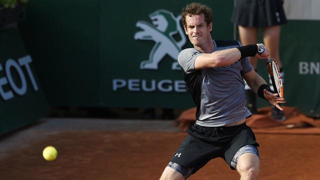 Murray est prêt pour le défi Djokovic