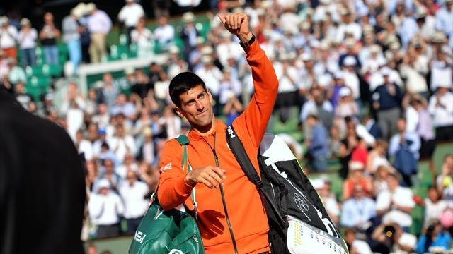 Djokovic : «Vous savez, il m'arrive aussi de m'imaginer en vainqueur ici…»