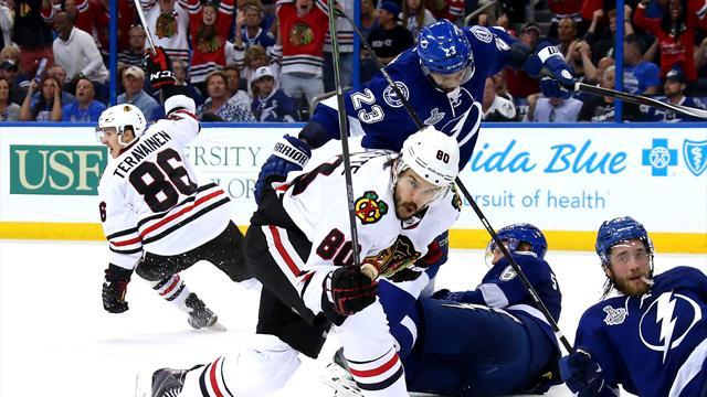 NHL Stanley Cup Finals – Si comincia, gara-1 a Chicago