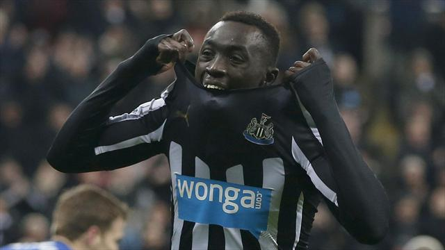 Papiss Cisse gets married in Paris without telling British girlfriend