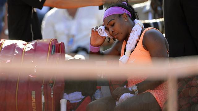 Serena est allée au bout d'elle-même pour s'offrir une nouvelle finale