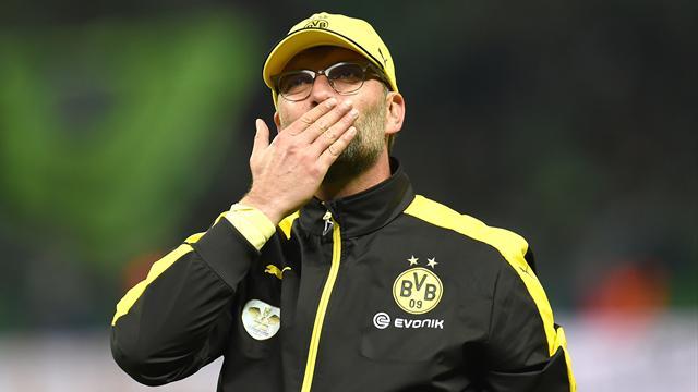 Borussia Dortmunds ExCoach Jürgen Klopp versteigert
