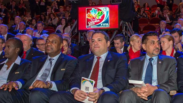 Victor Montagliani: FIFA'ya hiç rüşvet vermedik
