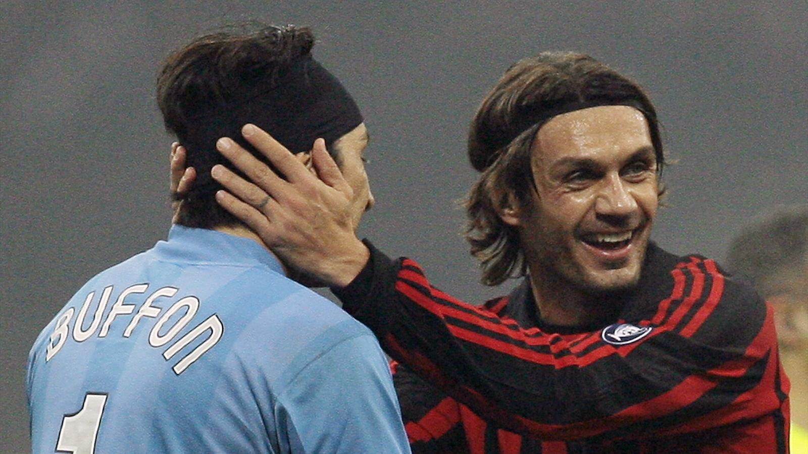 Milan legend Paolo Maldini hoping for a Juventus win Champions
