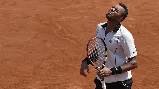 Tennis : Wawrinka prive Tsonga d'un nouveau r�ve