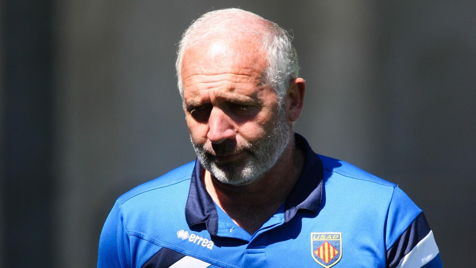 Alain Hyardet ne sera plus directeur du rugby de Perpignan l'an prochain