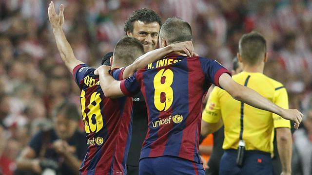 Avec la fin de l'ère Luis Enrique, le Barça doit repenser son milieu de terrain