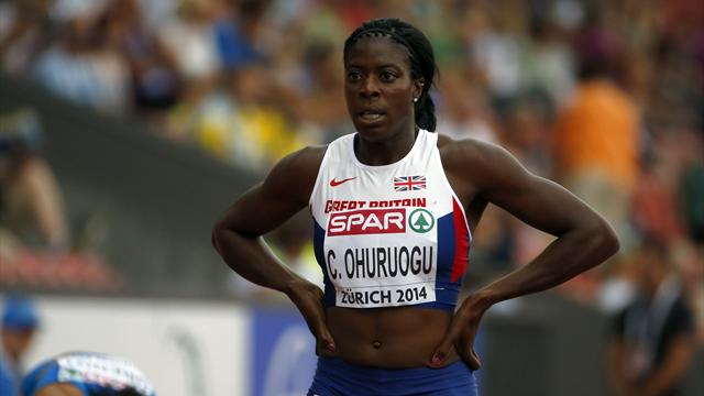 Ohuruogu stays silent on retirement claims