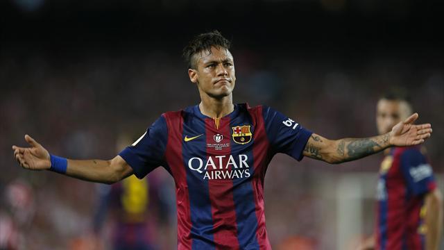 Manchester United veut réellement Neymar, c'est lui qui le dit