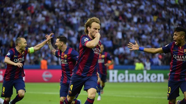 Incarnation du footballeur moderne, Rakitic est le vrai diamant de ce Barça