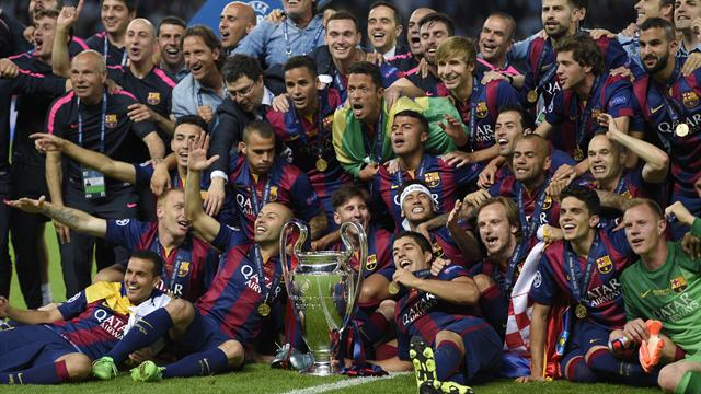 Rencontres juventus barcelone