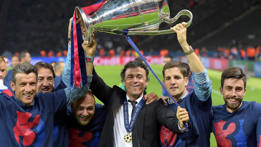 Treble Winner Luis Enrique Unsure About His Future At Barcelona