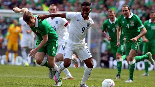 wann spielt deutschland gegen irland
