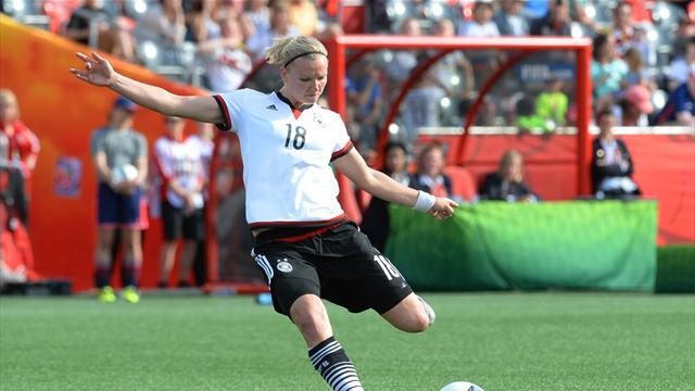 Kadınlar Dünya Kupası'nda tarihi skor