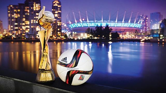 Adidas d voile un ballon blanc et rouge pour la finale de - Finale coupe du monde 2015 handball ...