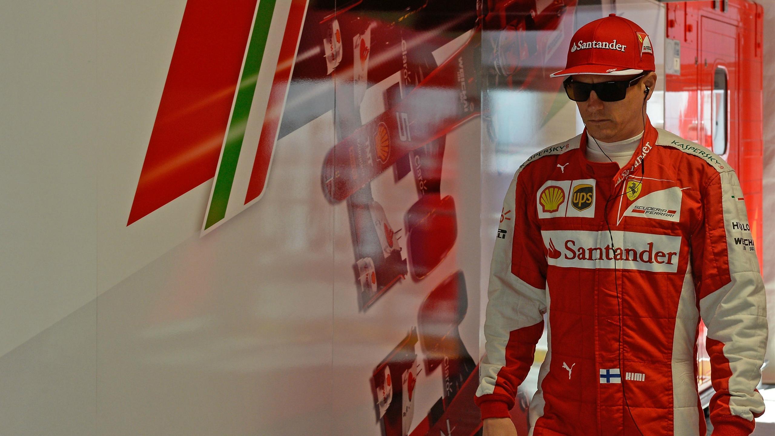 Kimi Räikkönen (Ferrari) - GP of Canada 2015