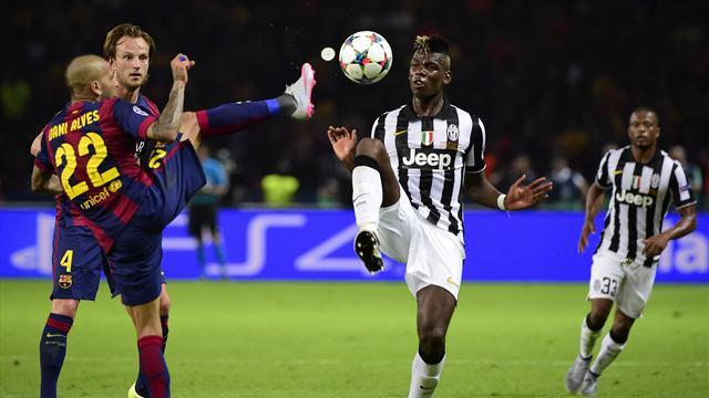 Le Brésil, le Barça et le Real en force, Pogba seul Français: ce qu'il faut retenir du XI de l'année