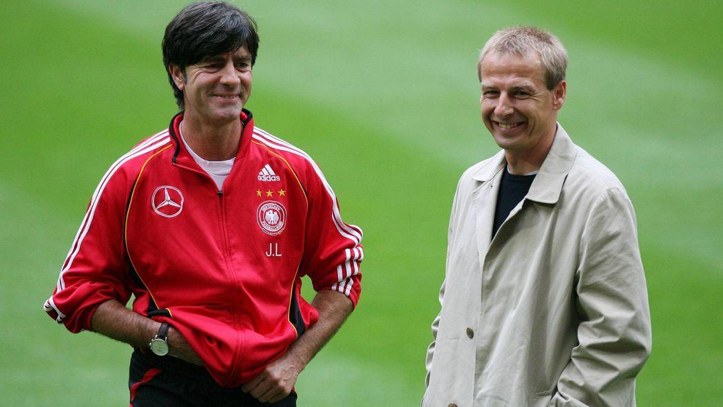 Nationalmannschaft Jurgen Klinsmann Erklart Wie Er Joachim