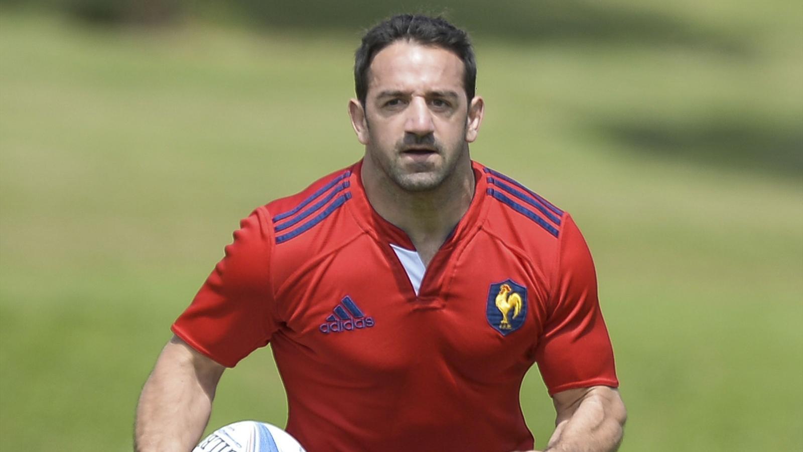 Julien Candelon, l'un des leaders de France 7