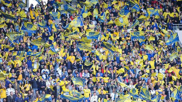 """La """"Yellow Army"""" dans la hantise du double zéro pointé"""
