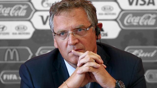 Следствие рекомендует дисквалифицировать генсека ФИФА на9 лет