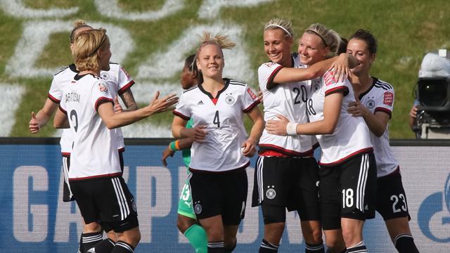 Kadınlar Dünya Kupası'na 3 maçla devam edildi