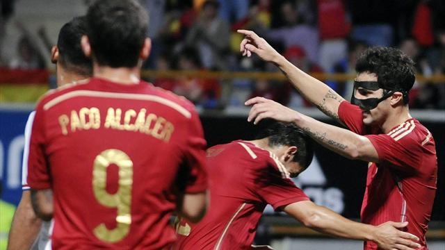 España-Costa Rica: El cambio tranquilo (2-1)