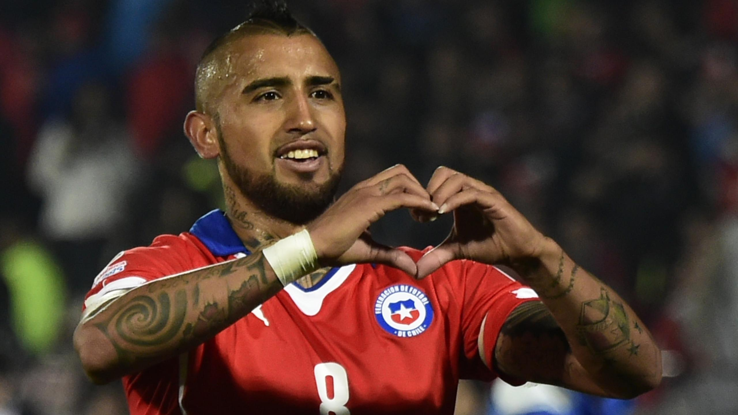Vidal Cile - AFP