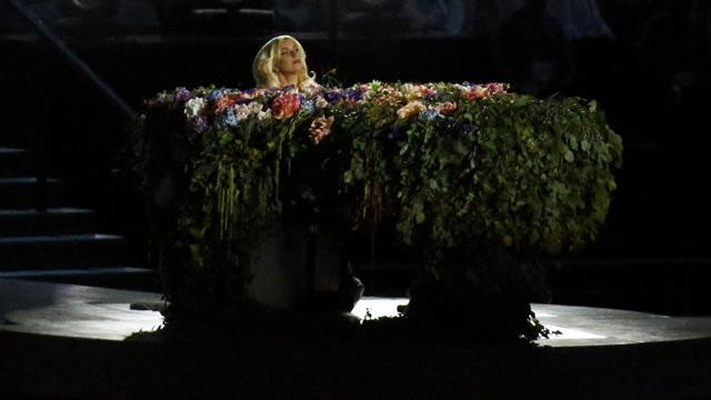 Lady Gaga 'paid $2m' to sing at opening of European Games