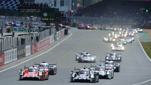 Essais, course, direct : le programme TV des 24 Heures du Mans