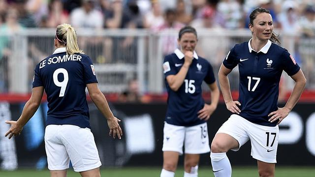 Kadınlar Dünya Kupası'nda gecenin sonuçları