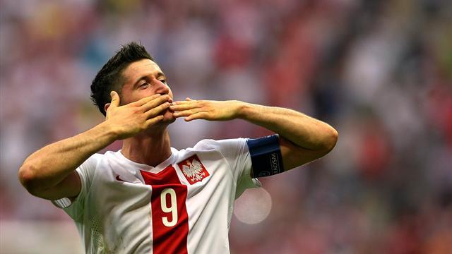 3 places pour 6 : Pologne, Roumanie et Albanie en ballottage favorable pour arracher leur ticket