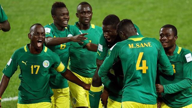 Senegal Burundi'yi 3 golle geçti