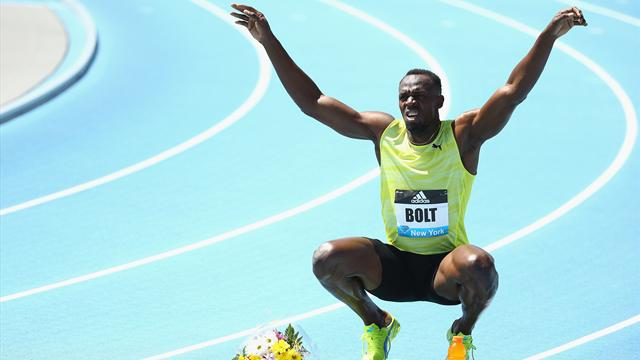 Bolt à l'heure des questions à deux mois des Mondiaux