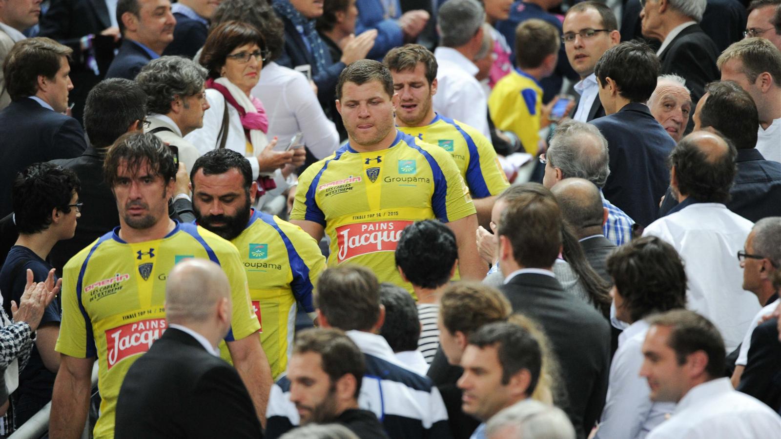 Pierre, Zirakashvili, Kayser et Lopez (Clermont) - 13 juin 2015