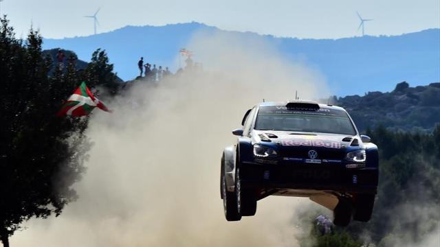 Weltmeister Ogier gewinnt Italien-Rallye