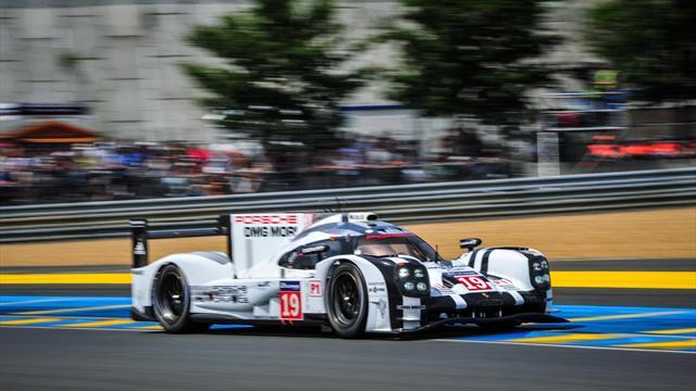 Хюлькенберг выиграл для Porsche «24 часа Ле-Мана»