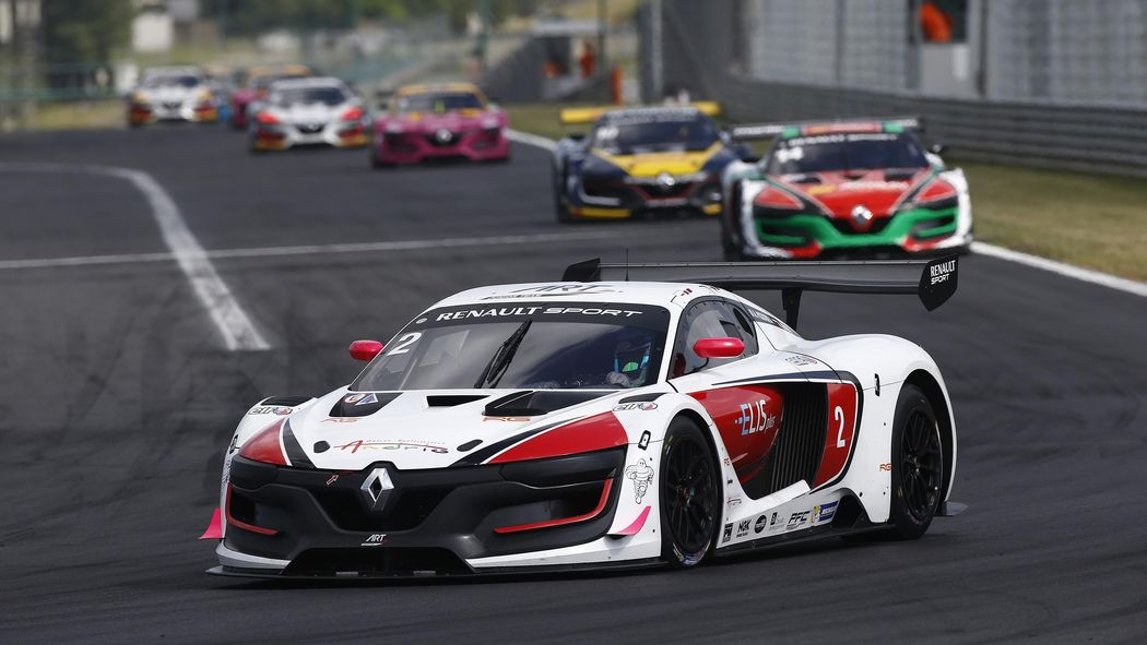 Circuito Oregon : Pizzitola and oregon team scoop years final titles megane trophy