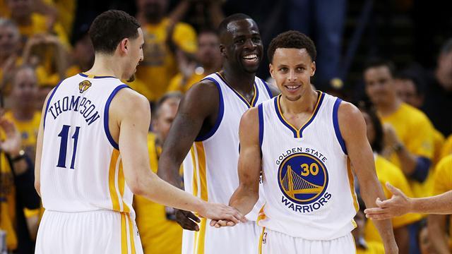 Curry en vedette du concours de tirs à 3 points