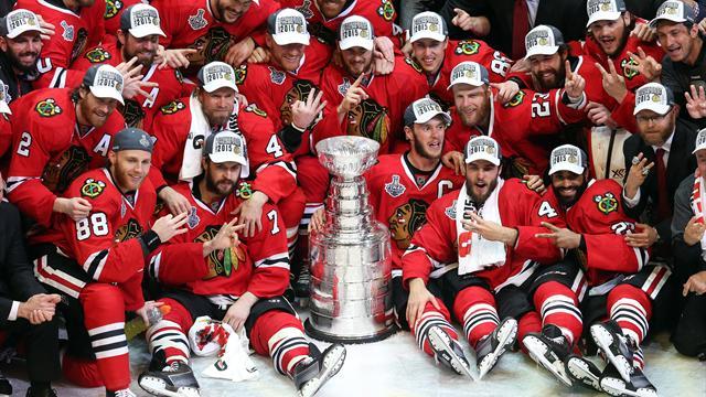 La Stanley Cup torna a Chicago, Tampa Bay si arrende