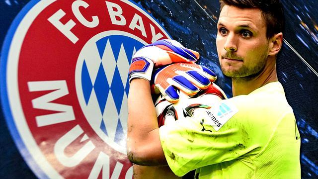 Bayern Munich sign goalkeeper Sven Ulreich from Stuttgart