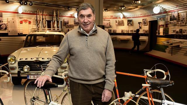 """Ikone für die Ewigkeit - """"Kannibale"""" Eddy Merckx wird 70"""