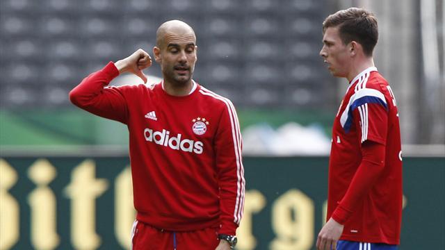 Pep Guardiola will leave Bayern in 2016, says Stefan Effenberg
