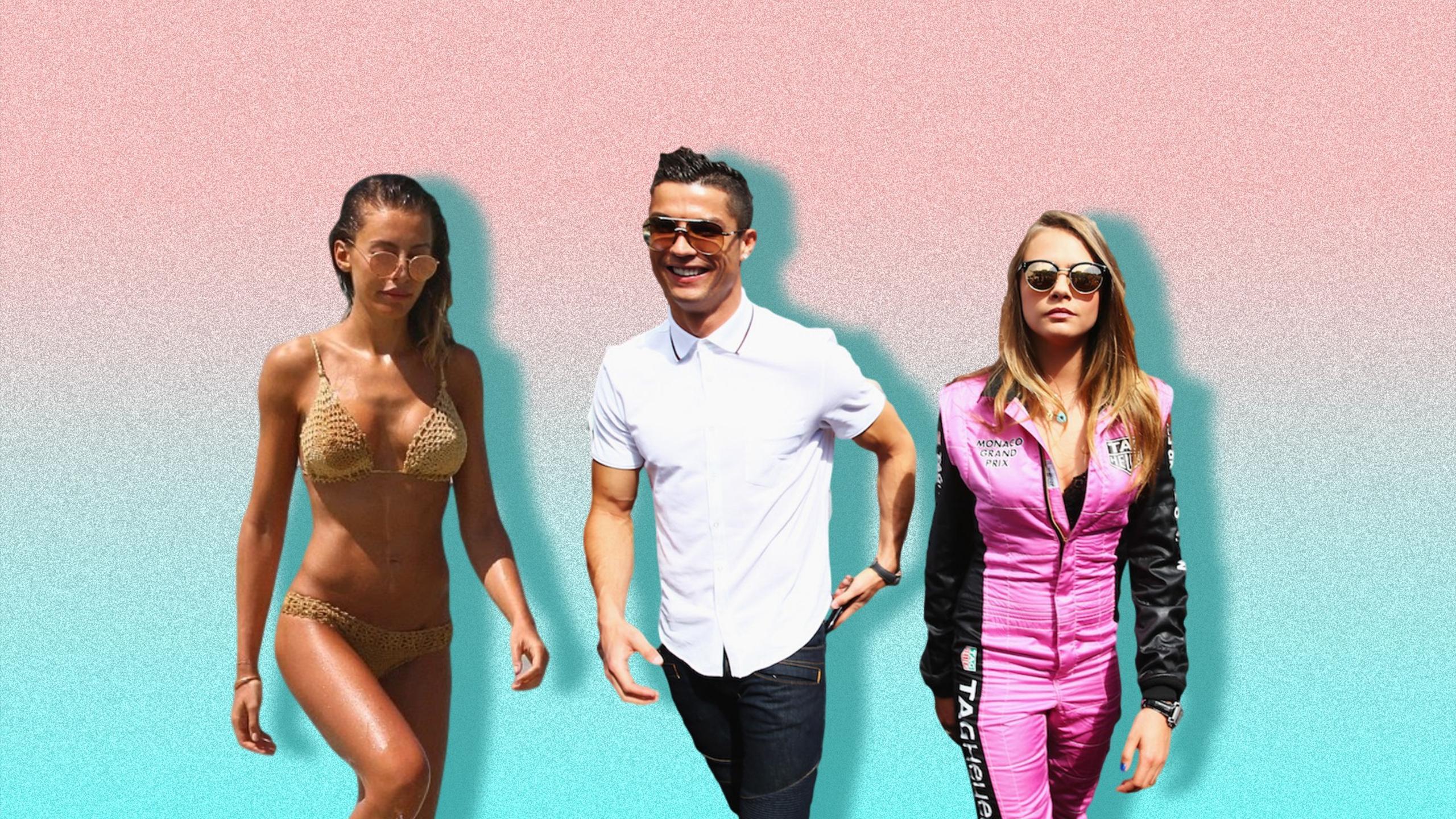Кристиано роналдо и ирина шайк занимаются сексом на видео