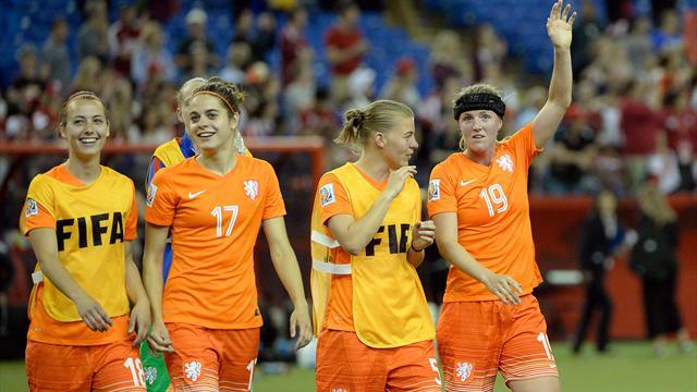 Kadınlar Dünya Kupası devam ediyor