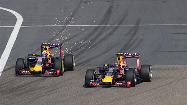 Kvyat ve Ricciardo, Bianchi'yi unutmadı