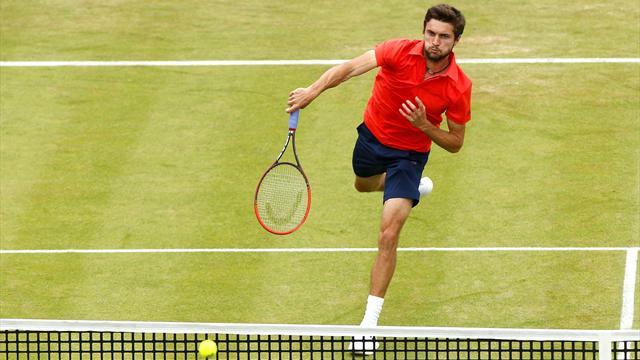Tennis : Ward - </b>Simon EN DIRECT