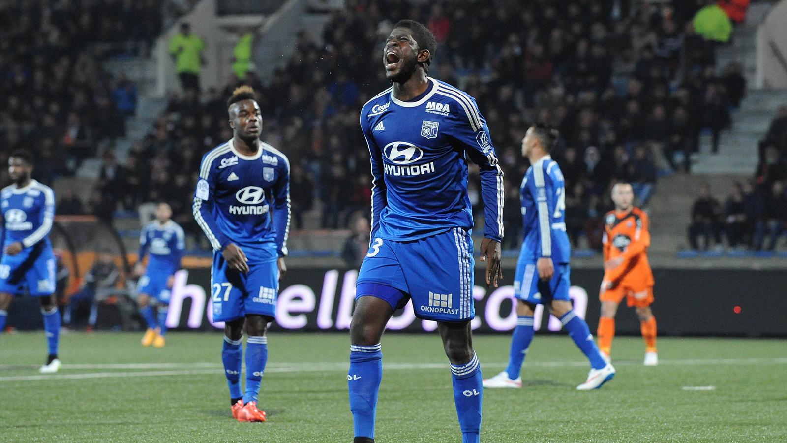 Coupe de france samuel umtiti olympique lyonnais - Resultats coupe de france football 2015 ...